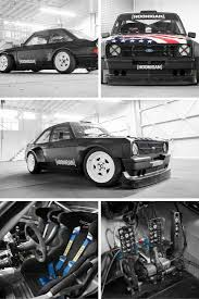 Luxury Lifestyle : Ken Block's new Ford Escort. Wow!   voiture ...