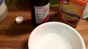 pintober 16 diy homemade linoleum floor cleaner peroxide baking soda recipe review you