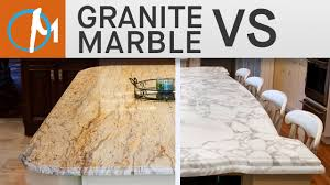 Kitchen Countertops Granite Vs Quartz Quartz Vs Granite Vs Marble Countertops