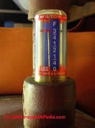Fuel Tank Level Chart Heating Oil Tank Gauge Heating Oil Tank Gauge C Daniel