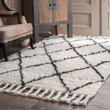 grey and white area rug extraordinary twinar hand knotted wool off dark reviews decorating ideas 1
