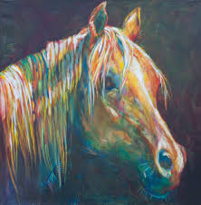 available horse paintings