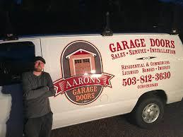 aarons garage doorsAarons Garage Doors LLC