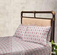 bedroom anchor bedding lovely nautical anchor ultra microfiber bed sheet set amadora designed anchor