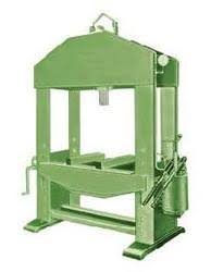 hand operated hydraulic press manufacturers suppliers exporters manual hydraulic press machine