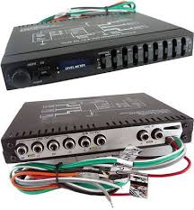 1000 ideas about car audio crossover car audio signal processors sx audio car audio passive equalizer 1 2 din 7 band pre