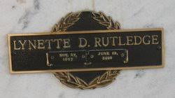 Lynette D. Rutledge (1957-2000) - Find A Grave Memorial