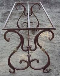 rot iron furniture. Item #: RC3938 Wrought Iron Table Base - Recycling The Past Architectural  Salvage Rot Iron Furniture T