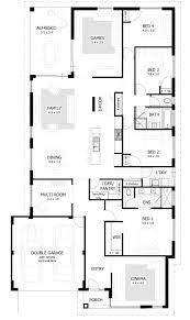 Marvelous 4 Bedroom Floor Plan. Inspiration Plan 4 Bedroom House Plans Australia Full  Size Floor