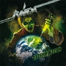 <b>Raven</b> - <b>ExtermiNation</b> review - Metal Storm