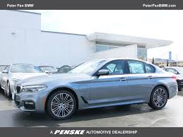 2018 New BMW 5 Series 530e iPerformance Plug-In Hybrid at Peter ...
