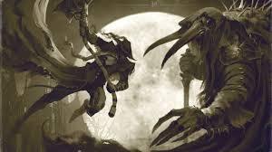 Video Game <b>Bloodborne Silk</b> Poster/Wallpaper 24 X 13 inches ...