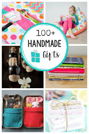 100 handmade gifts to make this or for birthdays or any occasion handmade