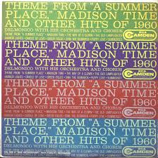 delmonico with his orchestra and chorus theme from a summer place madison time and other hits of 1960 vinyl lp al at discogs