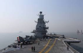 ins china india bets on u s aircraft carrier technology the japan times
