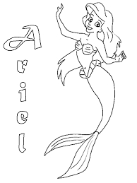 Small Picture The little Mermaid coloring pages Princess coloring pages 9