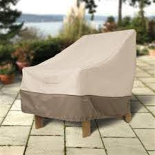 back patio chair cover