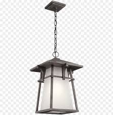 kichler beckett 1 light outdoor pendant