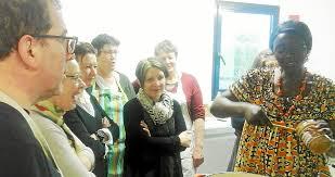 Le Télégramme Scaër Mjc Recettes Africaines Au Cours De Cuisine