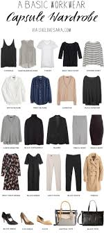 office wardrobe ideas. a basic workwear capsule wardrobe. spring 2016 - same concept for maternity office wardrobe ideas b