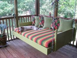 How To Build A Porch Swing How To Build A Porch Swing Bed Home