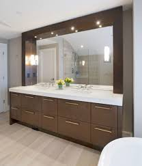 bathroom vanity mirrors. Photo 1 Of 7 Bathroom Vanity Mirrors With Lights Vanities Flower Black And White King Vs Cal Modern Ceiling Fans R