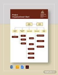 Epa Region 8 Org Chart Sample Project Organization Chart 14 Free Documents In