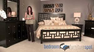 Lovely Broyhill Perspectives Modern Bedroom Set   YouTube