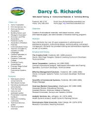 Clean Training Specialist Resume Example