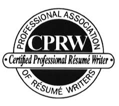 Certified Professional Resume Writer Lovely Certified Professional