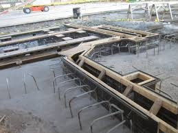 Concrete Trench Drain Design How To Form A Cocrete Trench Drain