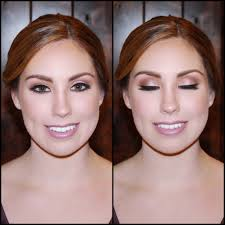 project description bell tower on 34th bridesmaid makeup
