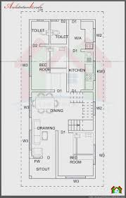 1000 sq ft home plans inspirational 750 sq ft house plan and elevation architecture kerala of