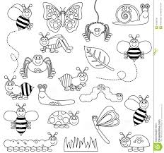 bug clipart black and white. royalty-free vector bug clipart black and white