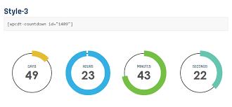 Countdown Timer Ultimate Wordpress Org