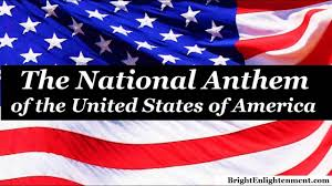 Image result for starspangled banner as national anthem