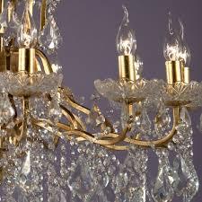 quick view vivianne gold chandelier 12 arm