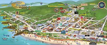 Laguna Beach Regional Map Laguna Beach Local Map