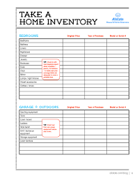Take A Home Inventory Page 4 Of 5 Loveyourhome Great