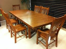 craftsman style dining table room sustainablepals intended for remodel 9