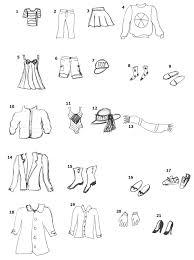 Schede Pratiche Per Imparare Linglese Elefante A Pois