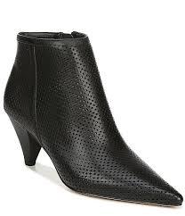 franco sartosarto by franco sarto bobbi perforated leather booties