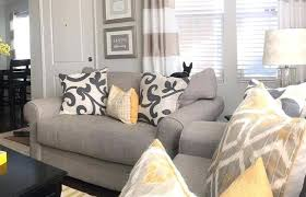 light gray sofa living room cool couch