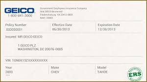Geico All Proof Quote Card Luxury Quotes Insurance Car - About