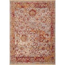 monaco virtuoso garnet 13 ft x 15 ft oversize rug