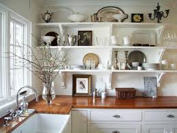 Kitchens With Open Shelving Open Shelving In Kitchen Ideas Kitchen Clever Kitchen Ideas Open