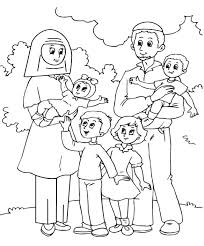 holy family coloring pages family color on pages coloring pages for kids family coloring holy family