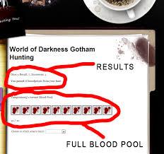 Hunting And Feeding Wod Gotham
