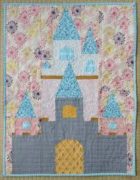 7 Panel Quilt Patterns You Can Stitch Quickly & Fairy Tale Castle Adamdwight.com