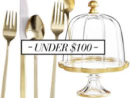 Small Picture Gold Home Decor Accessories Under 100 StyleCaster